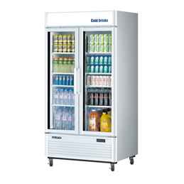 Glass door Merchandiser (Fridge / Freezer)